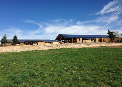 PV power plant Aurillac Omps