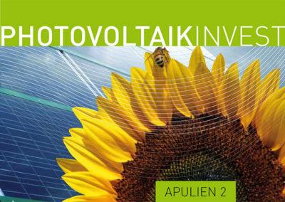 10% PV-Anleihe Apulien 2 2010 – 2020