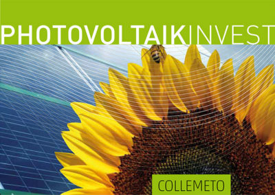 10% PV-Anleihe Collemeto 2012 – 2022
