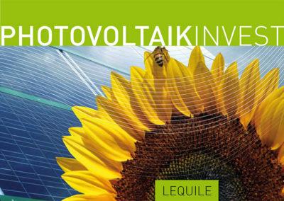 10% PV-Anleihe Lequile 2009 – 2019
