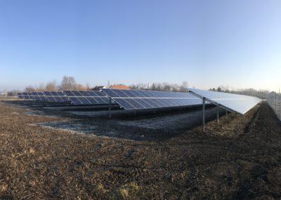 PV-Kraftwerk Árpádhalom
