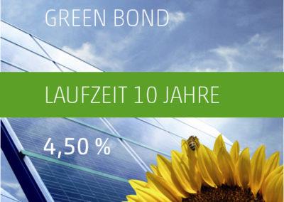 4,50 % PV-Invest Green Bond 2019-2029