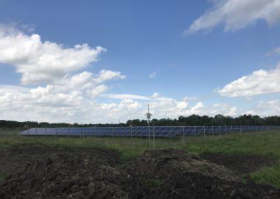 PV-Kraftwerk Szolnok
