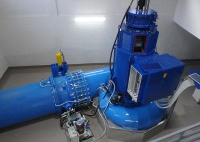Wasserkraftwerk Zeleni Jadar