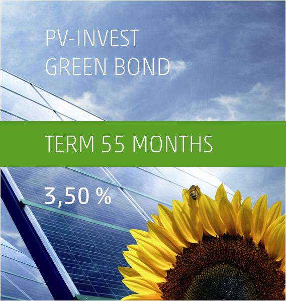 PV-Invest Green Bond 2020-2025